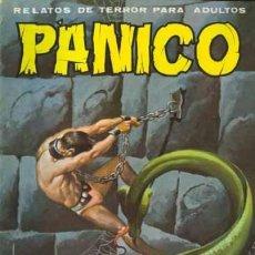 Tebeos: PÁNICO-VILMAR-VOL.III- Nº 52 -TERROR AUTÓCTONO-1982-GRAN JOSÉ GARCÍA-A.CAMPILLO-DIFÍCIL-LEAN-3902. Lote 221610777