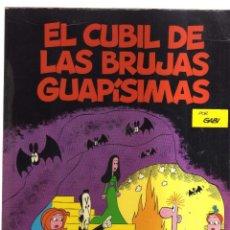 Tebeos: EL CUBIL DE LAS BRUJAS GUAPISIMAS POR GABI. Lote 221669163