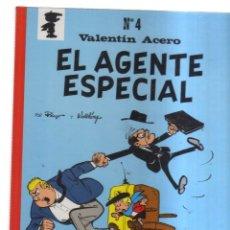 Tebeos: EL AGENTE ESPECIAL N,4 VALENTIN ACERO. Lote 221669210