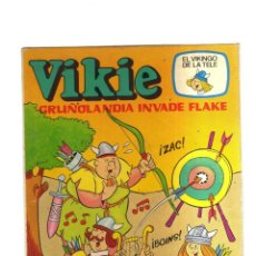 Tebeos: VIKIE GRUNOLANDIA INVADE FLAKE N,26. Lote 221777481