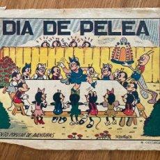 Tebeos: DIA DE PELEA - COLECCION CUENTOS POPULARES PARA LA INFANCIA - BRUGUERA - DIFICIL - GCH1. Lote 221896258