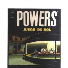 Tebeos: POWERS JUEGO DE ROL. Lote 221905442