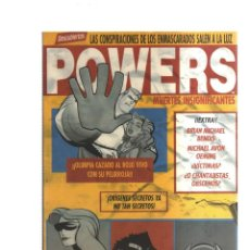 Tebeos: POWERS MUERTES INSIGNIFICANTES. Lote 221905606