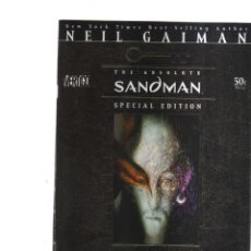 Tebeos: SANDMAN SPECIAL EDITION THE ABSOLUTE. Lote 221906183
