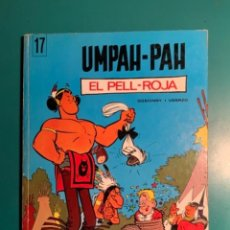 Tebeos: UMPAH PAH GOSCINNY Y UDERZO PUBLICACIONS DE L'ABADIA MONTSERRAT 1971 EN CATALÁN. Lote 221941630