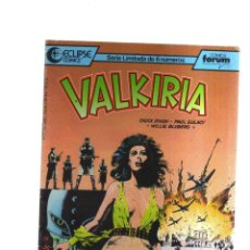 Tebeos: VALKIRIA N,2 ECLIPSE COMICS. Lote 222022502