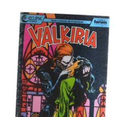 Tebeos: VALKIRIA N,6 ECLIPSE COMICS. Lote 222022598