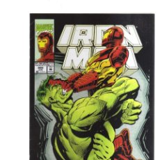 Tebeos: IRON MAN NOT FOR RESALE. Lote 222024445