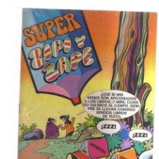 Tebeos: SUPER ZIPI Y ZAPE. Lote 222117588