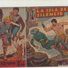 Tebeos: LOS VIKINGOS Nº 7. MATEU 1959. Lote 223397635