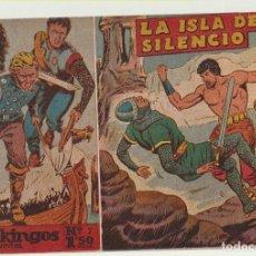 Tebeos: LOS VIKINGOS Nº 7. MATEU 1959. Lote 223397652