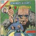 Lote 223825875: Domingos Alegres presenta El Fantasma Serie Águila Nº 2-1283 Editorial Novaro