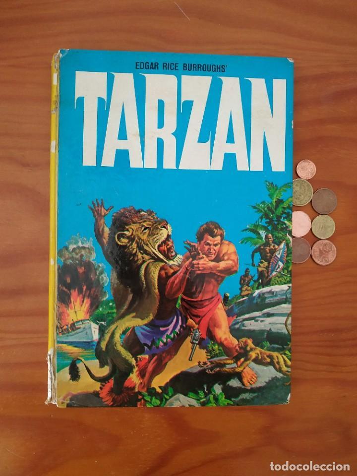 COLECCIÓN TELEXITO TARZÁN (Tebeos y Comics - Tebeos Otras Editoriales Clásicas)