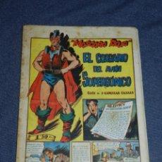 Tebeos: (M1) MASCARA ROJA - N.1 EL CORSARIO DEL AVIÓN SUPERSÓNICO, EDICIONES IMAN, BARCELONA. Lote 225264136