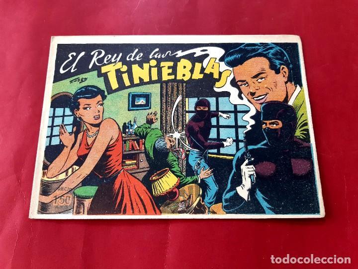 Tebeos: EL REY DE LA TINIEBLAS Nº 1 -ORIGINAL-EXCELENTE ESTADO- - Foto 2 - 225782345