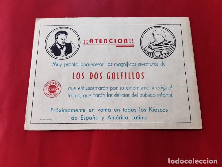 Tebeos: EL REY DE LA TINIEBLAS Nº 1 -ORIGINAL-EXCELENTE ESTADO- - Foto 3 - 225782345