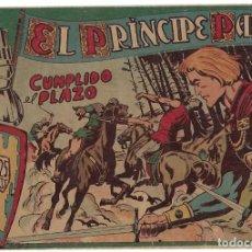Tebeos: PRINCIPE PABLO,MAGA 1953 EL DIFICIL Nº 24 ULTIMO ORIGINAL BUEN ESTADO- IMPORTANTE LEER Y VER FOTOS. Lote 225836396