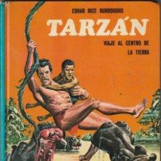 Tebeos: TARZAN, VIAJE AL CENTRO DE LA TIERRA - FHER 1970 TAPA DURA).EDGAR RICE BURROUGHS. Lote 225944495