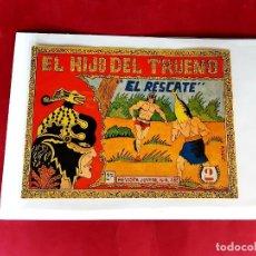 Tebeos: EL HIJO DEL TRUENO Nº 27 -EDICIONES ROEN -ORIGINAL-IMPECABLE ESTADO. Lote 226007285