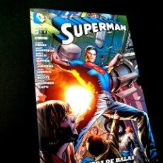 Tebeos: DE KIOSCO SUPERMAN 4 A PRUEBA DE BALAS DC ECC. Lote 226227665