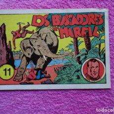 Tebeos: UAN CENTELLA 11 EDICIONES IBERCOMIC 1989 LOS BUSCADORES DE MARFÍL EL INFIERNO DE HIELO. Lote 226297390