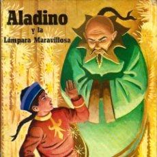 Tebeos: ALADINO Y LA LAMPARA MARAVILLOSA - SUSAETA 1966, COLECCION CUENTO-COLOR Nº 1 - RARO. Lote 226793750