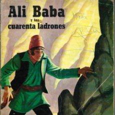 Tebeos: ALI BABA Y LOS CUARENTA LADRONES - SUSAETA 1966, COLECCION CUENTO-COLOR Nº 2 - RARO. Lote 226794730