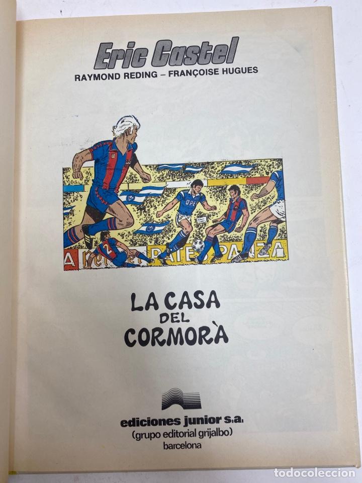 Tebeos: L-5796. LOTE DE 4 COMICS. ERIC CASTEL, RAYMOND REDING,FRANÇOISE HUGUES.. - Foto 8 - 226832520