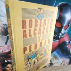 Tebeos: CASI EXCELENTE ESTADO ROBERTO ALCAZAR Y PEDRIN 3 COMICS EDICIONES BRUCH. Lote 228255495