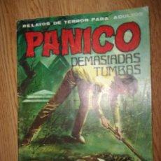 Tebeos: PANICO Nº53. Lote 228263575