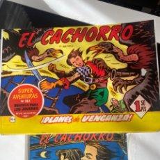 Tebeos: EL CACHORRO. Lote 228283725
