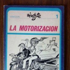 Tebeos: ANTONIO MINGOTE - COLECCIÓN MINGOTE 1. LA MOTORIZACIÓN. Lote 228344820