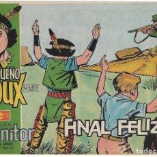 Tebeos: PEQUEÑO SIOUX Nº 32 Y ULTIMO, ORIGINAL-MUY BUEN ESTADO-IMPORTANTE LEER. Lote 230901890