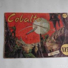 Tebeos: COBALTO Nº 9 E SIMBOLO ORIGINAL. Lote 233057645