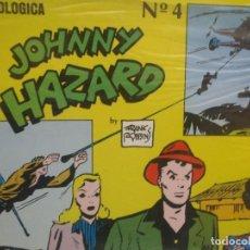 Tebeos: JOHNNY HAZARD - Nº4 - ED. ESEUVE. Lote 233771610