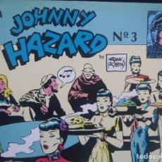 Tebeos: JOHNNY HAZARD - Nº3 - ED. ESEUVE. Lote 233771630