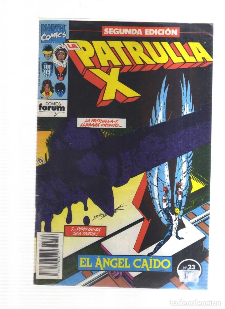 PATRULLA X N,23 SEGUNDA EDICION (Tebeos y Comics - Tebeos Otras Editoriales Clásicas)