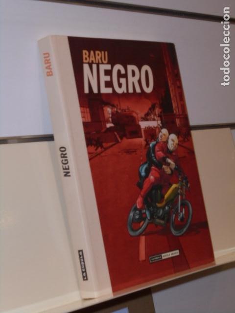 NEGRO BARU - LA CUPULA NOVELA GRAFICA OFERTA (Tebeos y Comics - Tebeos Otras Editoriales Clásicas)