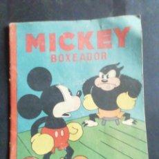 Tebeos: MICKEY BOXEADOR. ED. SATURNINO CALLEJA.. Lote 236328040