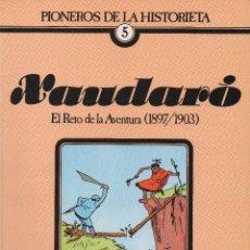 Tebeos: XAUDARÓ PIONEROS DE LA HISTORIETA. Lote 236565465
