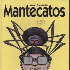 Tebeos: MANTECADOS POR MANUEL FONTDEVILA. Lote 236567315