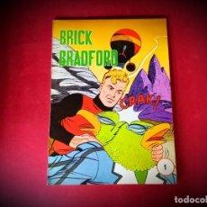 Tebeos: BRICK BRADFORD. Nº 1. EDICIONES MAISAL. 1976- IMPECABLE ESTADO. Lote 236764560