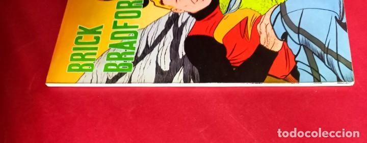 Tebeos: BRICK BRADFORD. Nº 1. EDICIONES MAISAL. 1976- IMPECABLE ESTADO - Foto 2 - 236764560