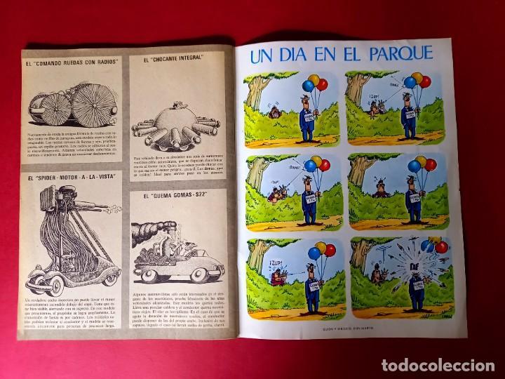 Tebeos: LOCURAS Nº 1 -EUREDIT 1975 MAD ESPAÑA - EXCELENTE ESTADO-VER FOTOS - Foto 4 - 236945475