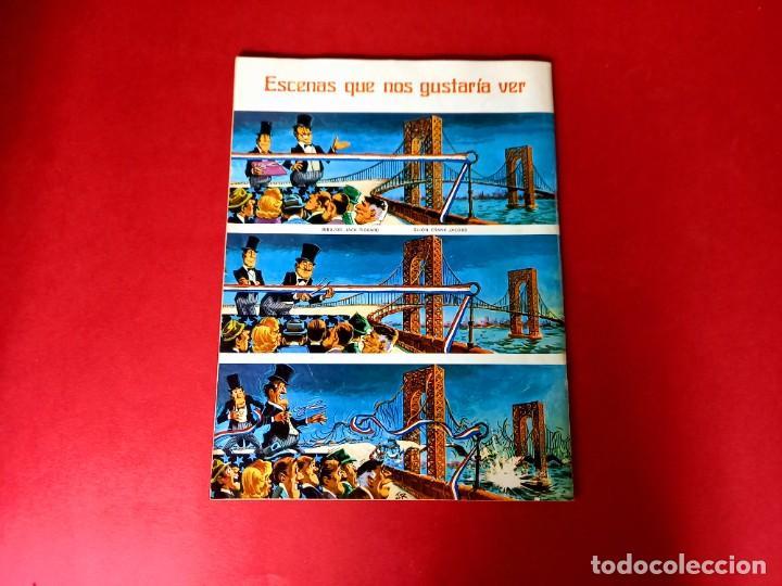 Tebeos: LOCURAS Nº 1 -EUREDIT 1975 MAD ESPAÑA - EXCELENTE ESTADO-VER FOTOS - Foto 5 - 236945475