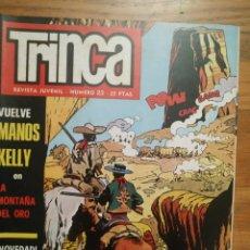 Tebeos: CÓMIC LA TRINCA, NÚM.23, 1 OCTUBRE 1971. Lote 236989785