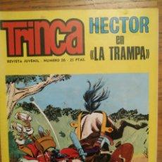 Tebeos: CÓMIC LA TRINCA, NÚM.26, 15 NOVIEMBRE 1971. Lote 236990465