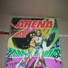 Tebeos: COMIC ARENA, Nº 1. DALMAU SOCIAS. COMICS DS. 1981.. Lote 236999950