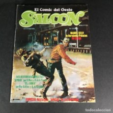 Tebeos: EL COMIC DEL OESTE SALOON Nº 0 Nº CERO EDITORIAL HITPRESS ESTADO DE KIOSKO. Lote 237065115