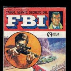 Tebeos: 11 COMICS DE POLICIACAS-AVENTURAS DE VARIAS EDITORIALES Y COLECCIONES 1978-1984. Lote 237086655